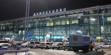 Flughafen Domodedovo
