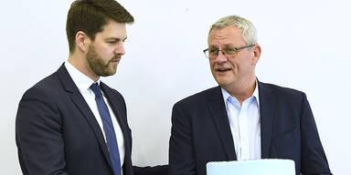 Rücktrittsgerüchte bei der ÖVP Burgenland