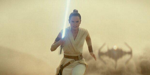 Traumstart für ''Star Wars''-Finale
