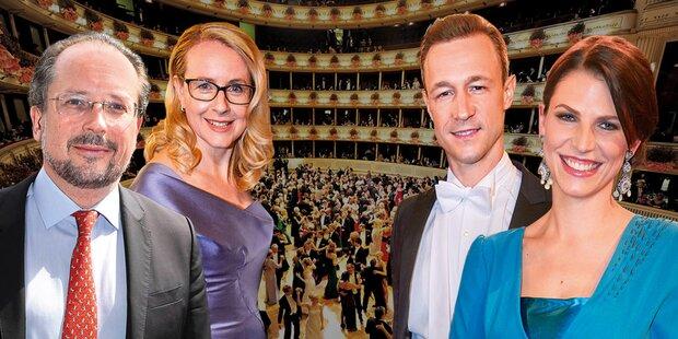 ÖVP-Minister als 'Logen-Kaiser'