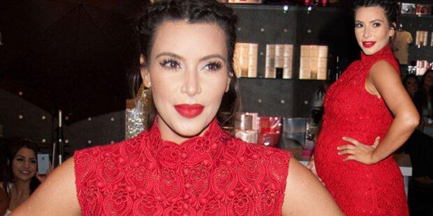 Kim Kardashian: Geburt in Paris?
