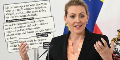 ''Ausnahmen sind Seepocken'': Das ist Aschbachers Skandal-Doktorarbeit