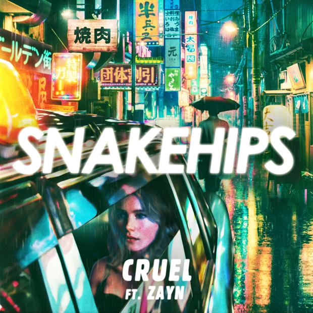 Snakehips & Zayn Cruel