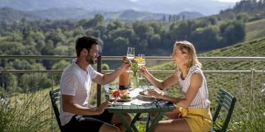 Weingenuss in der Südsteiermark