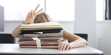 10 Jobstresser, die das Leben schwerer machen