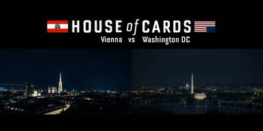 """""""House of Cards"""" Intro aus Wien"""