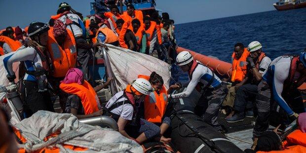 Ärzte ohne Grenzen suspendiert Fahrt von