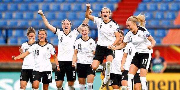 Frauen-Nationalteam um Einzug ins EM-Finale