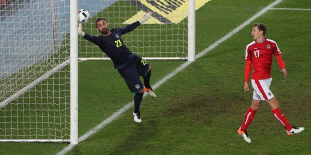 Koller-Elf verliert gegen die Türkei