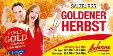 Salzburgs goldener Herbst
