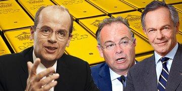 Im Schnitt 1,5 Mio. Euro aufs Konto: Das verdienen Österreichs Bosse
