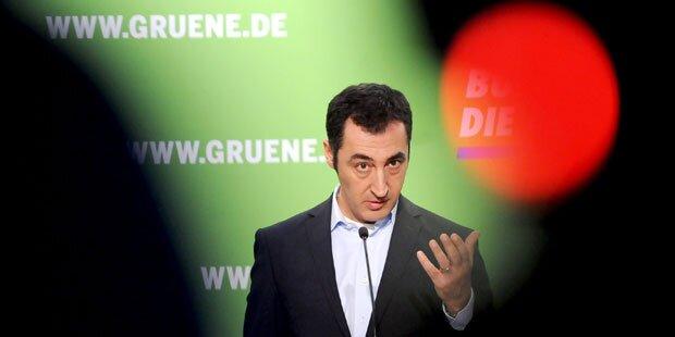 Özdemir wird Spitzenkandidat der Grünen