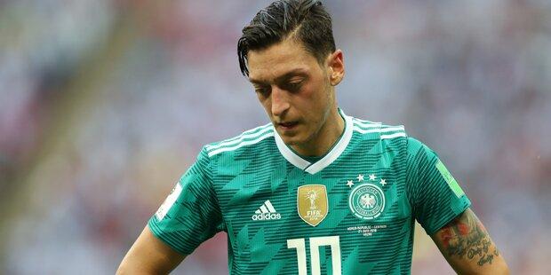 Özil-Beben: DFB-Präsident räumt Fehler ein