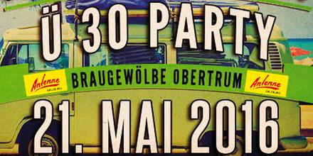 Die 24. Ü-30 Party steht an!