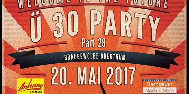 Ü-30 Party Obertrum