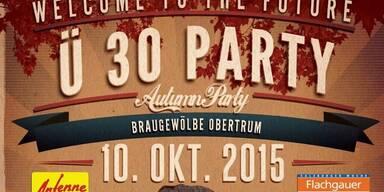 Ü30 Party im Obertrumer Braugewölbe