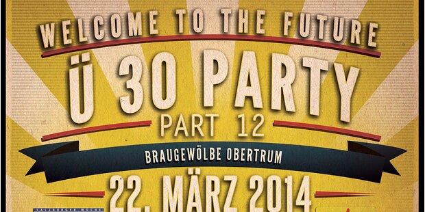 Ü30 Party in Obertrum