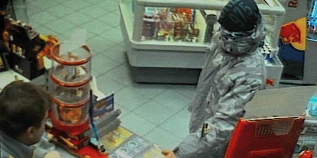 Bewaffneter Überfall auf Tankstelle in Tirol