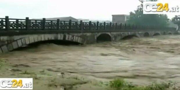 Dutzende nach Überschwemmungen vermisst