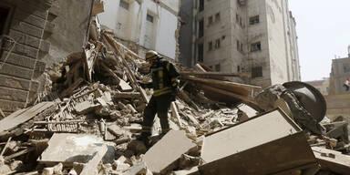 Sieben Tote bei IS-Anschlägen auf Sinai