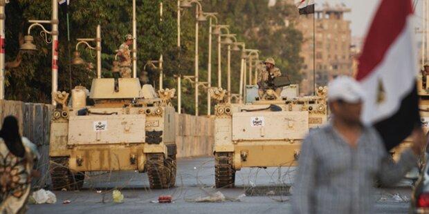 Ägypten: Wahlen spätestens im März