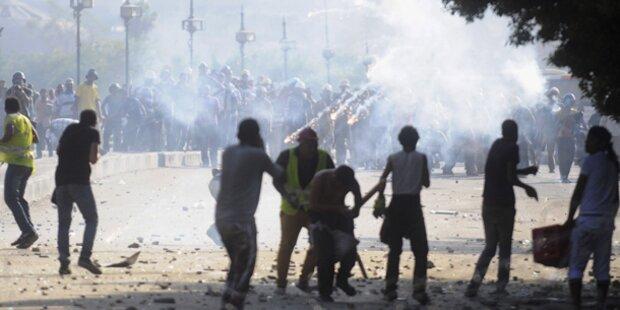 Dutzende Tote bei Fluchtversuch in Ägypten