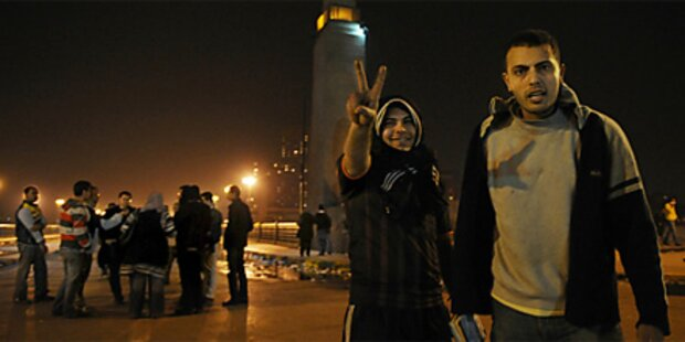 Neue Ausgangssperre in Ägypten verhängt