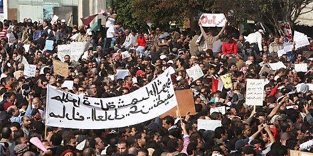 Hisbollah lobt ägyptischen Widerstand