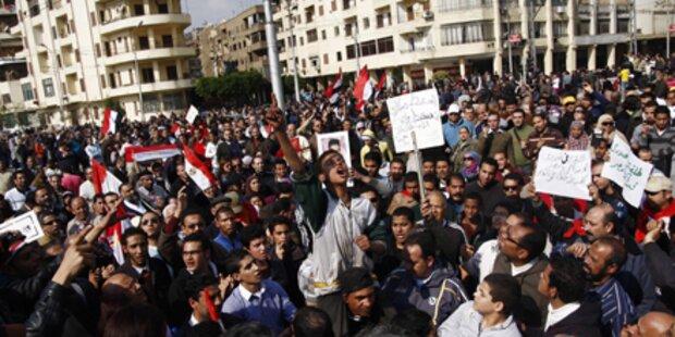 Ägypten feiert seine Freiheit
