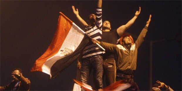 Ägypten räumt die Barrikaden weg