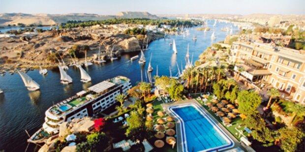 Luxusurlaub in Ägypten schon ab 259 Euro