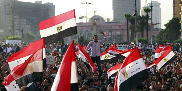 Ägypten: Militär misshandelte Oppositionelle