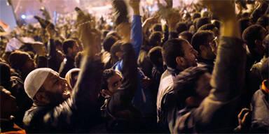 Grösste Demonstration in der Geschichte Ägyptens