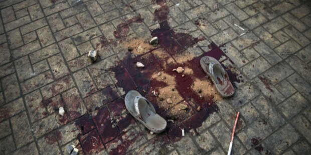 Blutiger Montag in Ägypten: 18 Tote