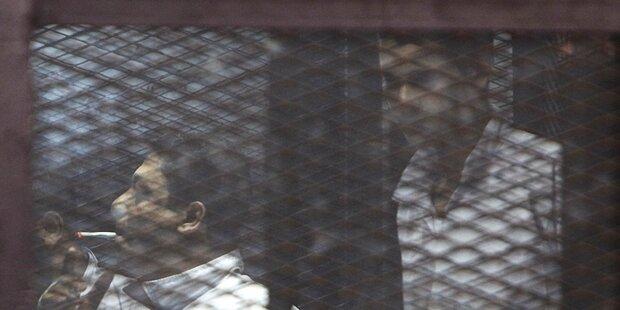 Ägypten: 183 Todes- Urteile aufgehoben