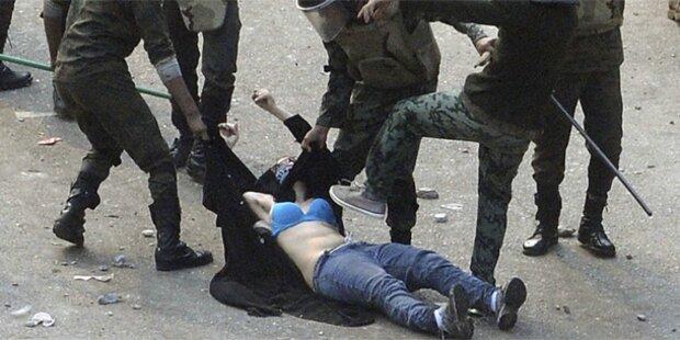 Gewalt in Kairo geht weiter