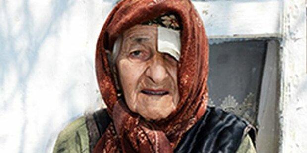 Älteste Frau (128) der Welt kommt aus Tschetschenien