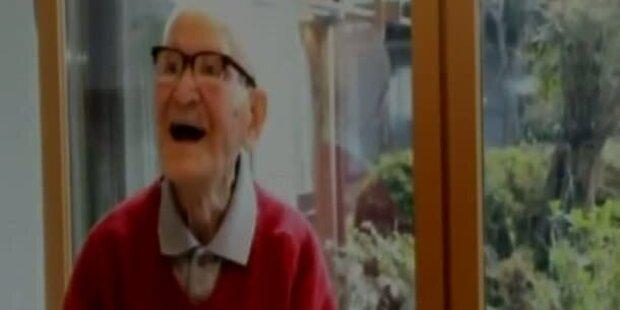 Ältester Mensch feiert 114. Geburtstag