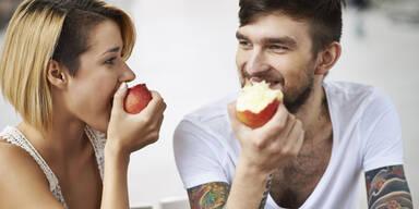 Ein Apfel pro Tag sorgt für guten Sex