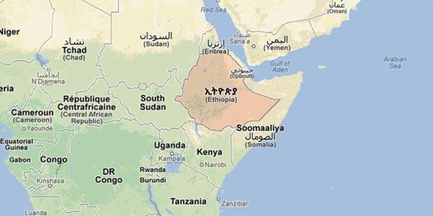 Ermittlungen nach Raubüberfall in Äthiopien laufen