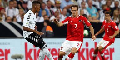 0:3! Deutschland für Österreich zu stark