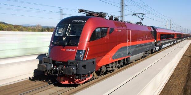 DB-Warnstreik Auswirkungen für Salzburg