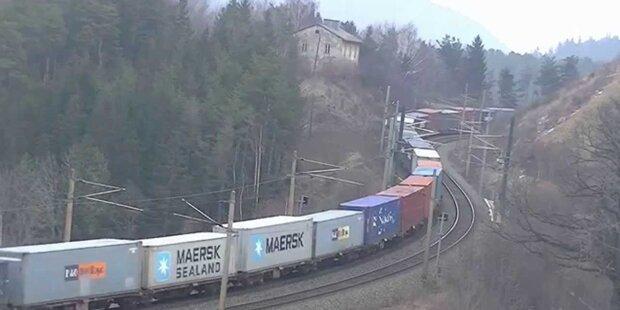 Nach Entgleisung S 252 Dbahnstrecke Wochenlang Gesperrt