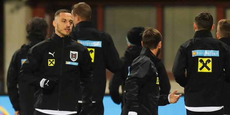 Aufstellung: ÖFB-Team startet mit Arnautovic gegen Norwegen
