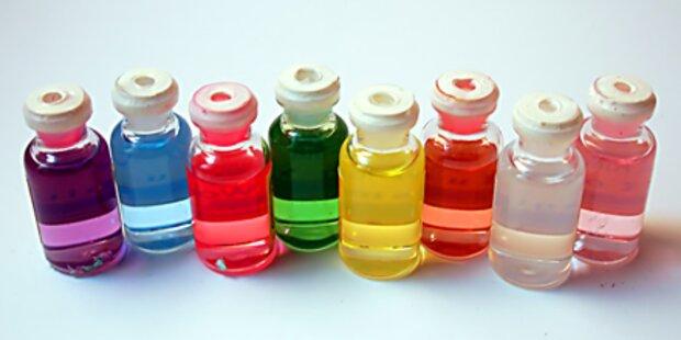 Mit ätherischen Ölen durch Erkältungszeit