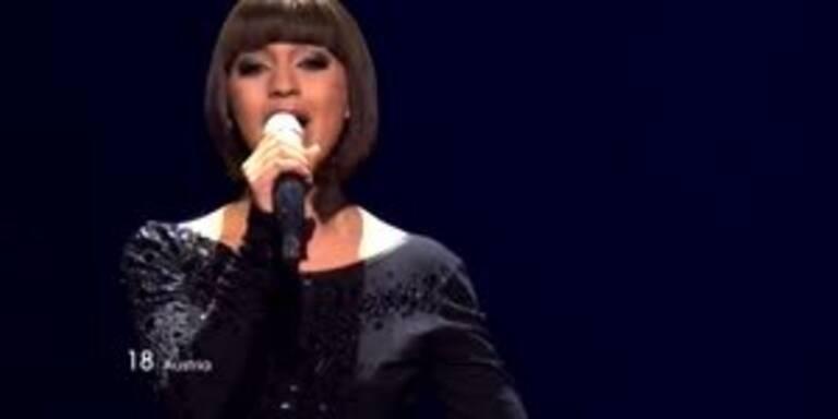 Das Video: So verzauberte Nadine Europa