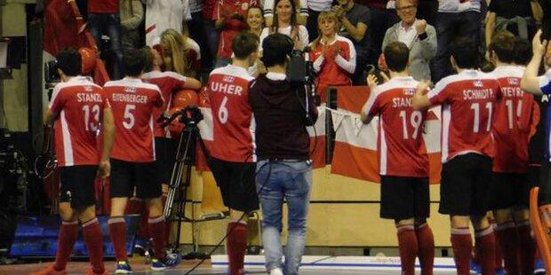 Österreich jubelt über WM-Gold