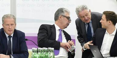 ÖVP rüttelt an Mindestsicherung