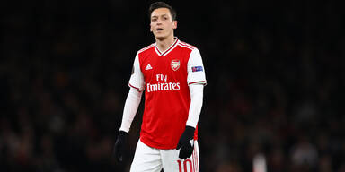 Aussortierter Özil von Arsenal 'zutiefst enttäuscht'