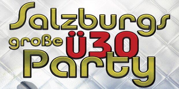 Salzburgs größte Ü-30 Party geht weiter!